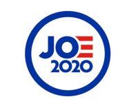 Eeuww. Biden's campaign logo … needs work