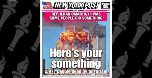 Ocasio-Cortez-linked PAC: NY Post's 9/11 reminder cover incites 'more fear and hatred of' Muslims by Daily Caller News Foundation