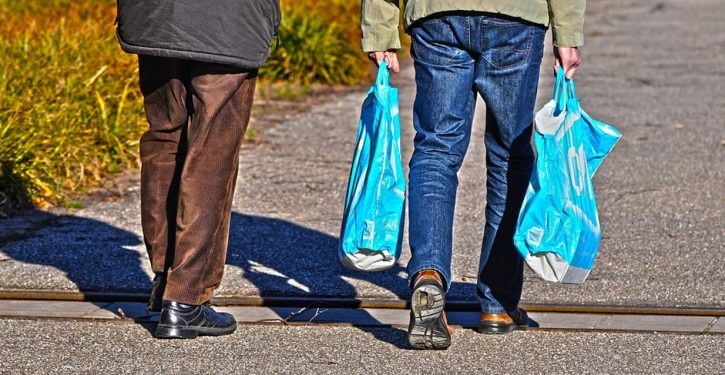 Sorry, banning plastic bags won't save our planet