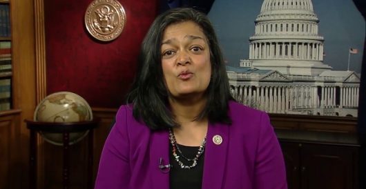 The irony in Dem Rep. Pramila Jaypal's push for law ensuring 'transgender freedom' by Joe Newby