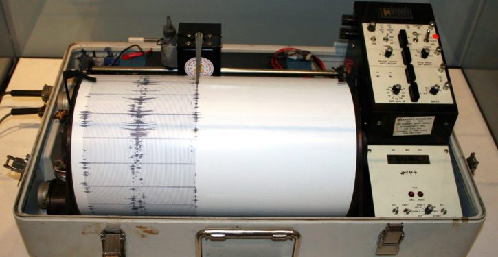 The case of the 32-year earthquake