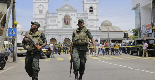 207 killed in terrorist explosions in Sri Lanka on Easter Sunday by LU Staff
