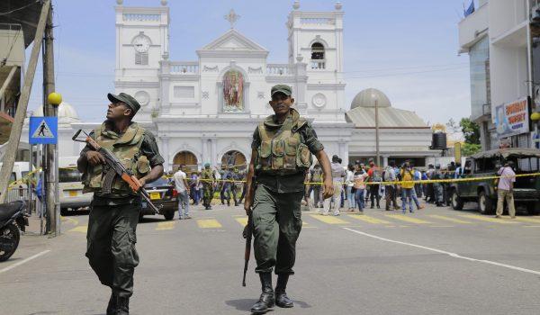 207 killed in terrorist explosions in Sri Lanka on Easter Sunday by LU Staff