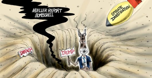 Cartoon of the Day: Double trouble by A. F. Branco