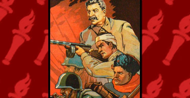 The dead hand of Stalin in our discourse