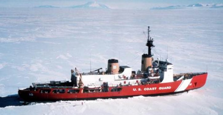 New strategy for projecting sovereignty in U.S. Coast Guard's Arctic operations