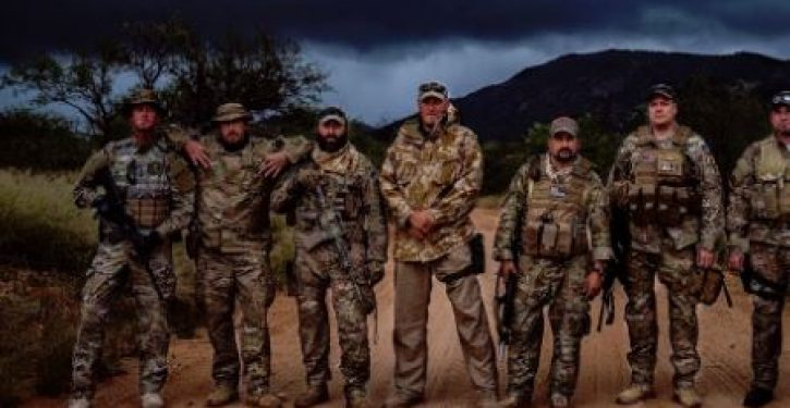 FBI arrests leader of armed militia group detaining migrants at New Mexico border