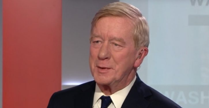 Former Mass. governor William Weld announces challenge to Trump for GOP nomination