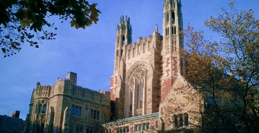 Yale's art history department to scrap survey course. Guess why. by Ben Bowles