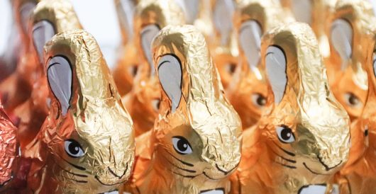 British grocery chain in trouble for its racially insensitive Easter candy by Ben Bowles