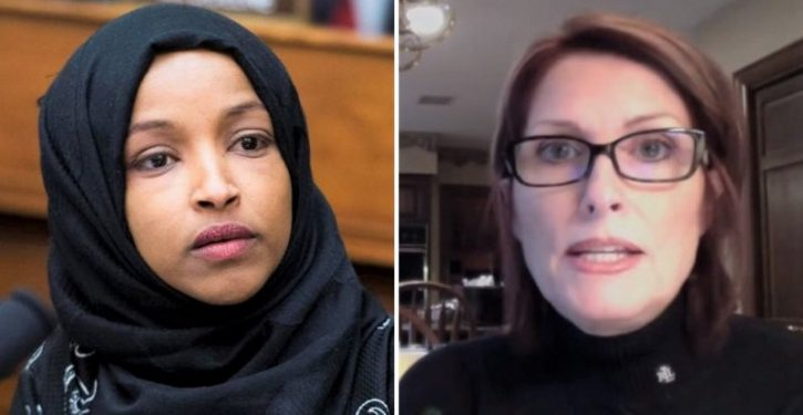 Christian leader launches campaign to oust 'uneducated, anti-American' Ilhan Omar