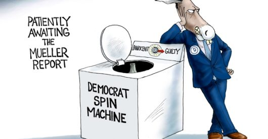 Cartoon of the Day: Anticipation by A. F. Branco