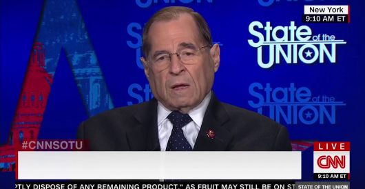 Nadler goes there: announces 'formal impeachment proceedings' have begun by Rusty Weiss