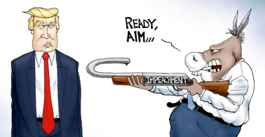 Cartoon of the Day: Sharpshooter by A. F. Branco