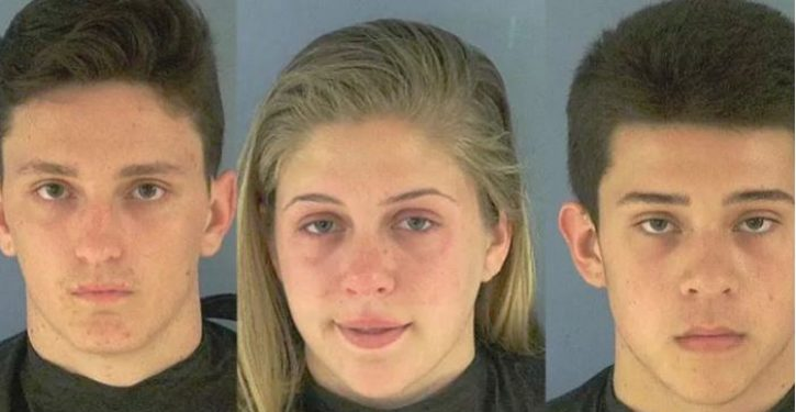 Three food service workers fired, arrested for spitting into sheriff's deputies' food