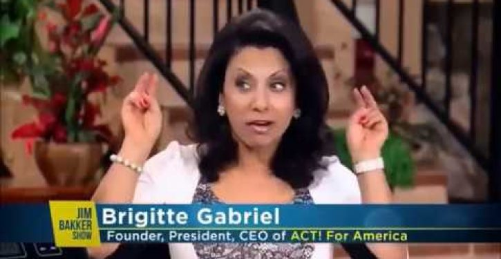More names on Facebook 'hate agents' list revealed, including that of Brigitte Gabriel