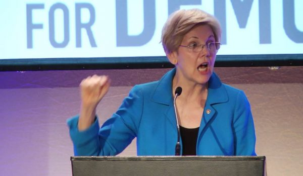 Yes, Virginia, there is an Elizabeth Warren action figure by Ben Bowles