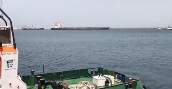 Saudis, UAE report 'sabotage' of commercial ships near Fujairah port, south of Strait of Hormuz