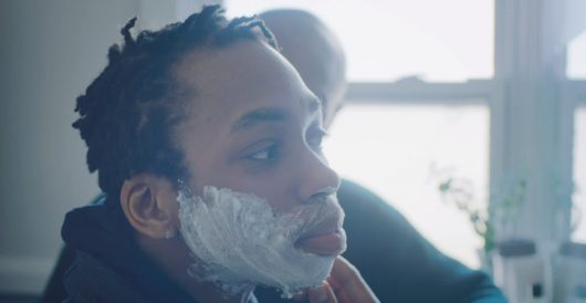 New Gillette ad features dad coaching transgender son through first shave by LU Staff