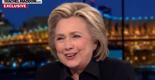 Hillary Clinton: 'I'm living rent-free inside of Donald Trump's brain' by LU Staff