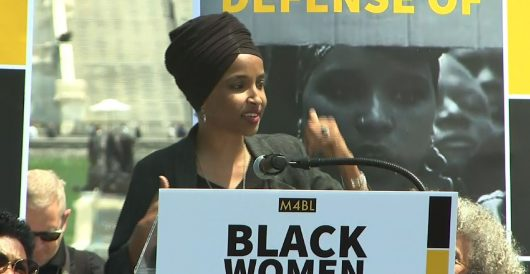 Ilhan Omar: America not going to be the country of whites, of xenophobes by Rusty Weiss