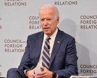 Irony alert: Biden holds back aid to Ukraine
