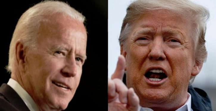 Trump's latest attack on Biden echoes criticism from the Left