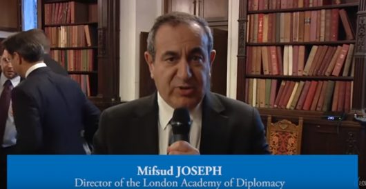 Papadopoulos: Joseph Mifsud said to have attended dinner with Hillary Clinton during 2016 campaign by J.E. Dyer