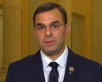 Justin Amash: 'Hillary Clinton is a Donald Trump asset'