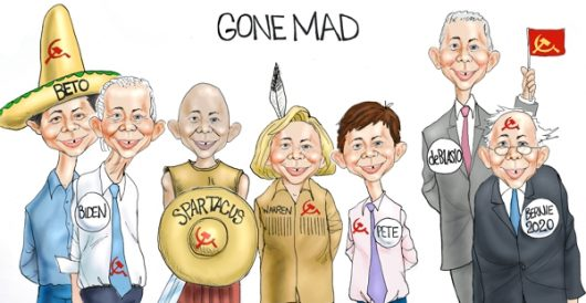 Cartoon of the Day: Comrades by A. F. Branco