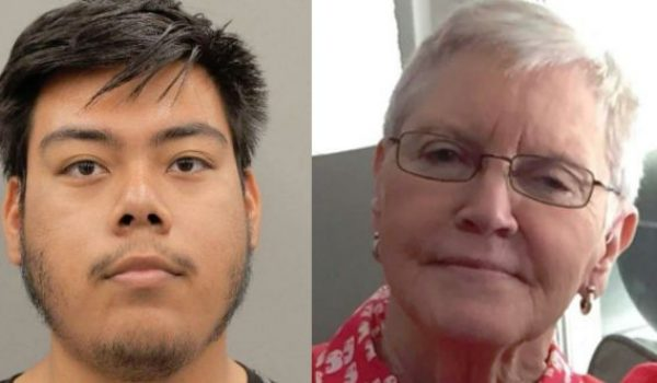 Illegal alien tortures elderly woman to death: Media silent by Ben Bowles