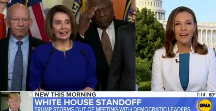 ABC reporter hails Pelosi as 'master strategist' after White House meeting fizzles