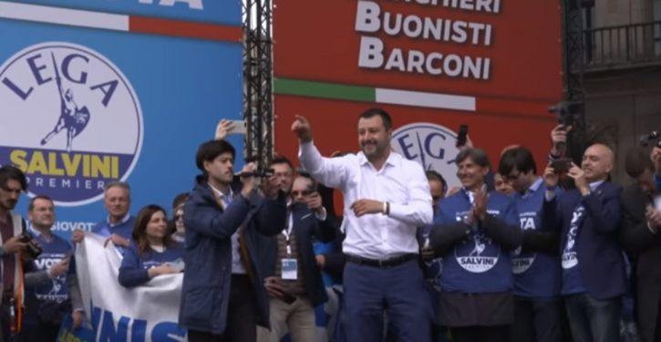 Italy: Salvini policies cut migrant landings in half in 2019