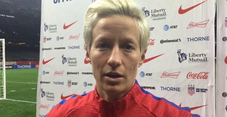 U.S. Soccer says women's team already makes more than the men