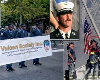 White FDNY lieutenant accuses official of removing him from color guard because of his race