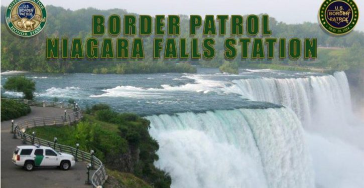 Migrant accused of swimming across Niagara River to enter U.S. illegally