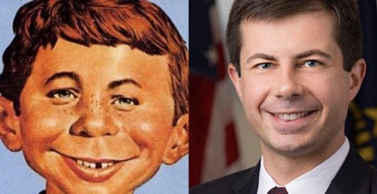 Olympic troll-off as Trump gives Pete Buttigieg a new nickname by J.E. Dyer