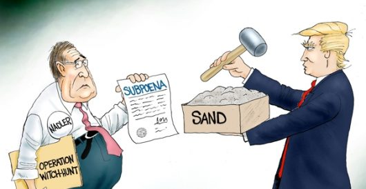 Cartoon of the Day: True grit by A. F. Branco