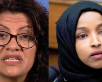 Inconvenient past: Tlaib and Omar have both called for others to be deported