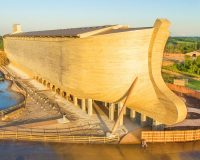 Noah's Ark attraction in Kentucky damaged by heavy rains