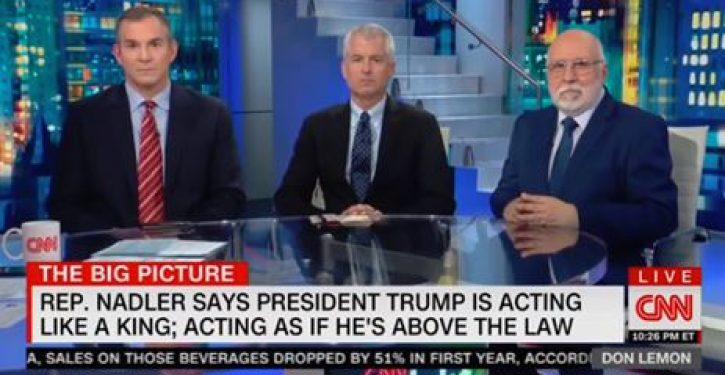 CNN contributor: 'Natural' for Trump to think he's above law: He 'believes in genetic superiority'