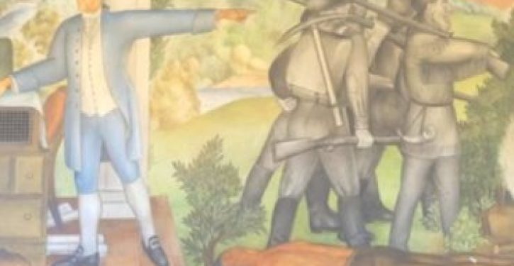 Woke: San Fran school to paint over mural because it's too truthful about George Washington