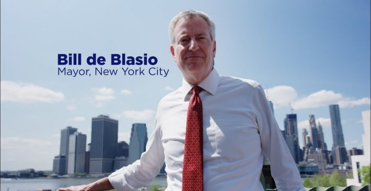 Mayor Bill de Blasio threatens to shut down churches and synagogues … permanently