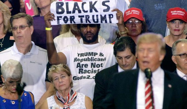 Shock study: Prejudice has declined since Trump took office by Michael Dorstewitz