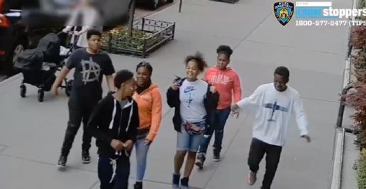 NYC teens attack, injure firefighter who intervened as they harassed elderly couple