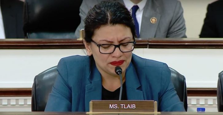 Rashida Tlaib being investigated for improper use of campaign funds