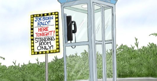 Cartoon of the Day: Size does matter by A. F. Branco
