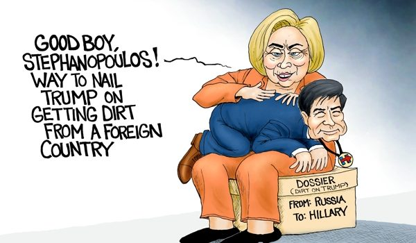 Cartoon of the Day: Dirt Devils by A. F. Branco