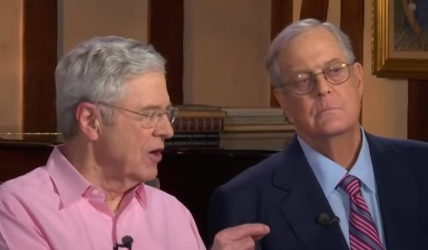 The party of civility dances on the fresh grave of David Koch by Ben Bowles
