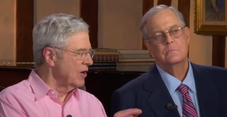BREAKING: Billionaire industrialist David Koch dead at 79